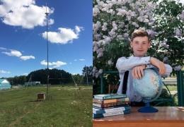 Смышленый сибирский школьник обеспечил интернетом родной поселок