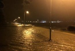 В связи со штормом во всех регионах Эстонии созваны кризисные штабы