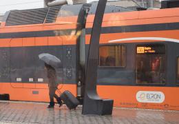 Экспресс-поезд из Таллинна в Нарву запустят уже в декабре