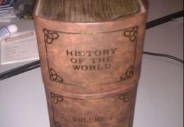 Интересная книга из домашней библиотеки