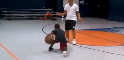 Маленький баскетболист - Джулиан Ньюман