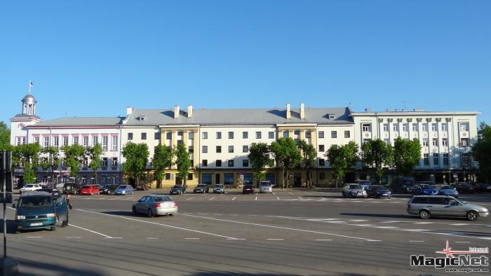Организовывать первую платную парковку в Нарве хочет лишь одна фирма
