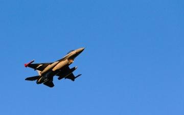 Эстонские военные перестали искать запущенную с испанского истребителя ракету