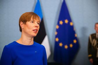 Президент Кальюлайд созвала совет по гособороне для обсуждения энергетической безопасности