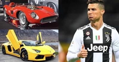 34 миллиона евро за нерабочий авто. Как футболисты тратят безумные деньги на машины
