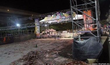 Жертвами пожара и взрыва на дискотеке в Тайване стали более 500 человек