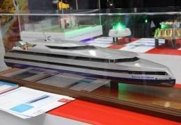 В Петербурге началось строителство первого пассажирского судна проекта А45-90.2