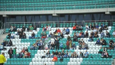 Эстонские власти хотят инвестировать 5 млн евро в главный футбольный стадион страны