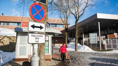 В Эстонию через Нарву за время новогодних каникул въехало более 56 000 россиян