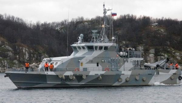 """Противодиверсионные """"Грачата"""" пополнили Северный флот"""