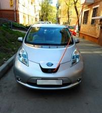 Как во Владивостоке заряжают электромобили