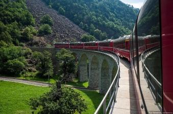 Швейцарские железные дороги