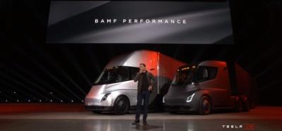 Цены на электрический грузовик Tesla оказались ниже ожидаемых. Почему?