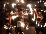 Яркий праздник Хогманай в Эдинбурге
