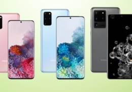 Samsung Galaxy S20 Ultra оказался самым защищенным смартфоном в линейке