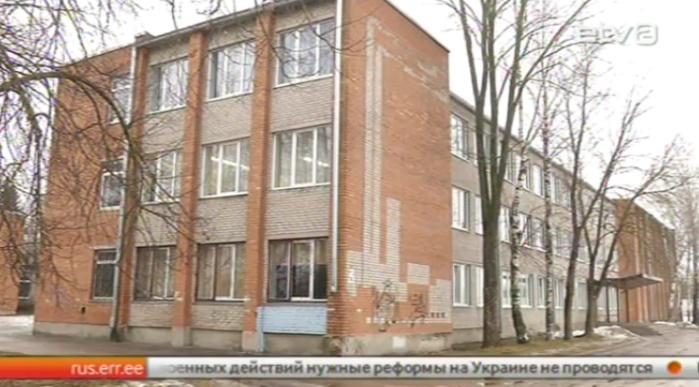 В Нарве старшеклассник случайно выстрелил из воздушного пистолета в лицо однокласснику