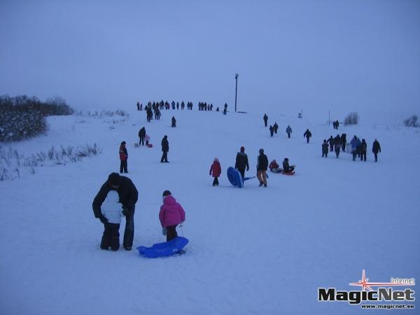 В Нарве отметят Международный снежный день