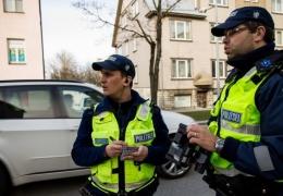Зарплата патрульных полицейских вырастет, в Ида-Вирумаа она составит 1700 евро