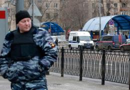 Полиция задержала у метро в Москве женщину с отрезанной головой ребенка