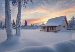 Правда ли, что зимой меньше кислорода так как нет зеленых растений