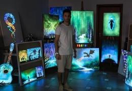 Уникальные картины итальянского художника