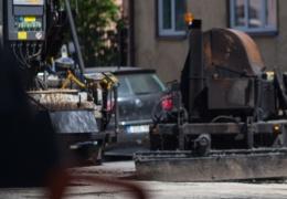 В Нарве на улице Раквере целый месяц будет частично нарушено движение