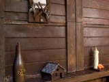 Гостевой домик из шоколада