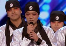 Выступление танцевального коллектива Just Jerk Crew на шоу America Got Talent