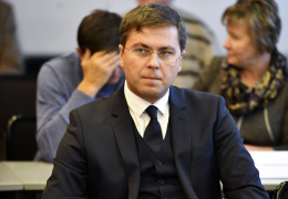 Заменить Катри Райк в стратегической комиссии Нарвского горсобрания может Сергей Горлач