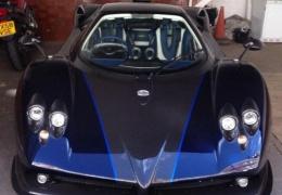 Мультимиллионер купил гиперкар Pagani за 3,85 млн евро, но не смог на нем ездить