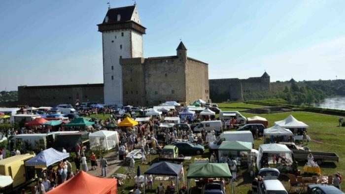 В субботу в Нарве уже в 15-й раз пройдет весенняя ярмарка