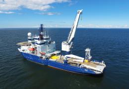 Эстонский ледокол Botnica и предстоящим летом будет работать в канадской Арктике