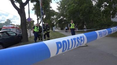 В ДТП у торгового центра Astri погиб мужчина
