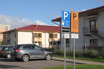 Платная парковка у Дома попечения: кто так решил?