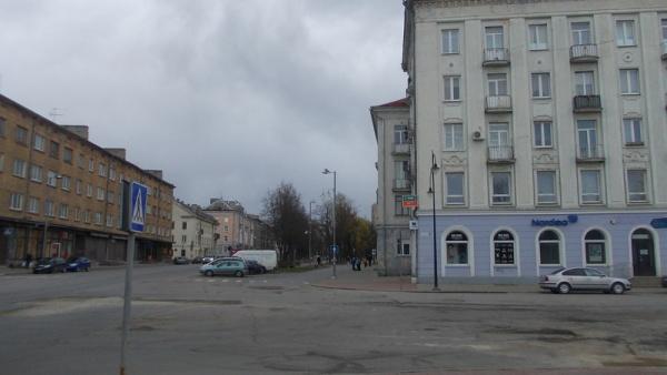 Деньги на ремонт улицы Пушкина в Нарве выделили с запасом