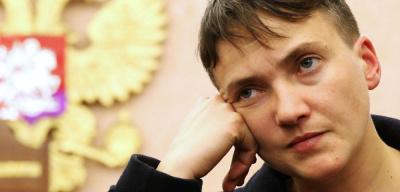 Герой Украины Надежда Савченко сбежала в Россию — депутат ВРУ