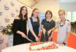 Талантом будущего признана нарвская старшеклассница из Силлимяэ