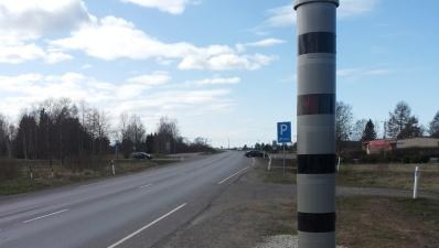 Новые камеры замера скорости будут измерять ее на шоссе в обоих направлениях