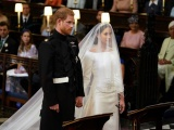 Принц Гарри женился на Меган Маркл