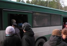 Суд дал санкцию на арест задержанного в Нарве автобусного вора