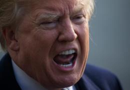 """""""Много бранных слов"""" по делу Скрипалей: Трамп накричал на своих помощников"""