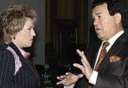 Кобзон предлагает отомстить Америке за Матвиенко