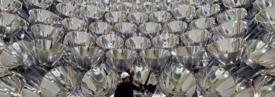 В Германии создали крупнейшее в мире «искусственное солнце»