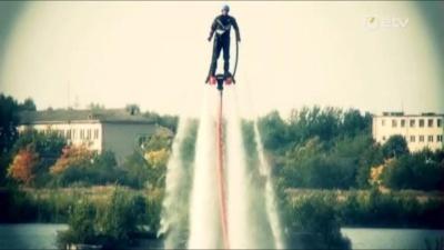 В Нарве хотят сделать международный центр водно-моторного спорта