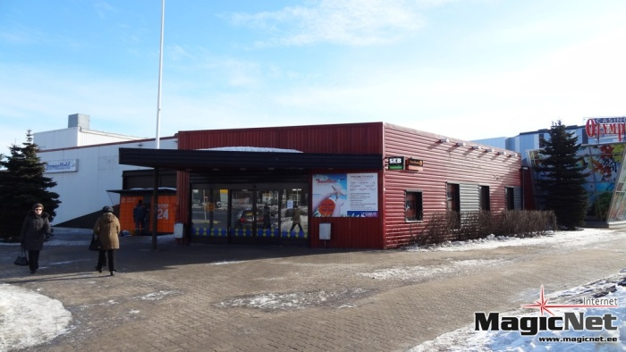 В расширение торгового центра Narva-Astri вложат 15 миллионов евро