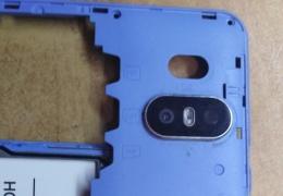 Сдвоенная основная камера на смартфоне от китайцев
