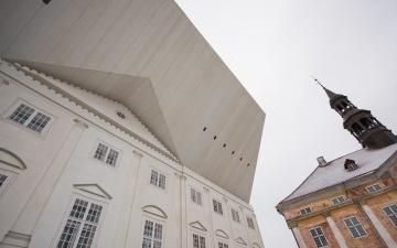 Министерство не готово выделить испытывающему трудности Нарвскому колледжу полмиллиона евро