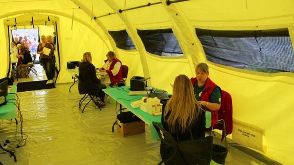 В четверг в Нарве пройдет очередной День донора
