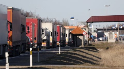 Правительство призывает жителей Эстонии отказаться от необязательных поездок в страны Балтии