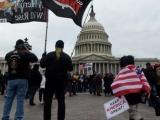 Протесты у Капитолия: фотографии с места событий